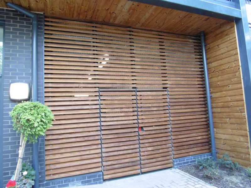 Timber Louvre Doors Timber Plant Doors