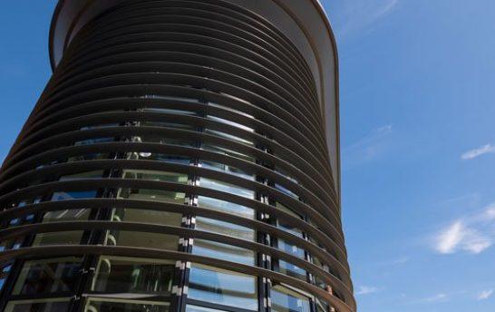Walthamstow Curved Solar Shading System 8