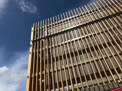 Medera Timber Louvres External Timber Louvres Wood